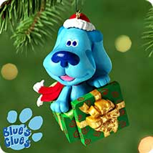 2000 Blues Clues Hallmark Ornament