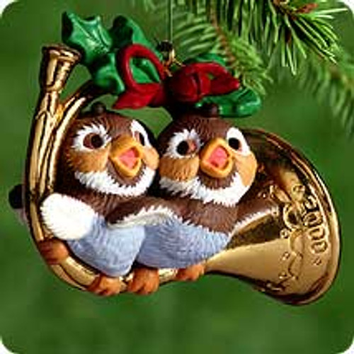 2000 Friends In Harmony Hallmark Ornament