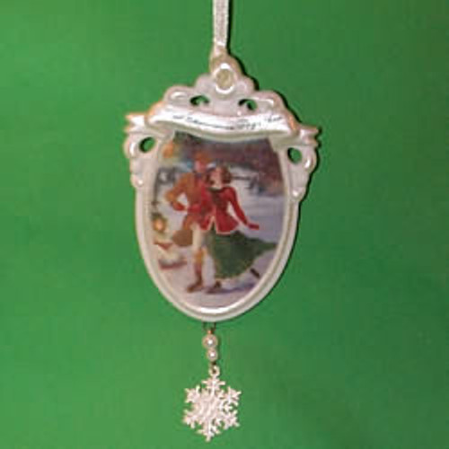 2000 Our Christmas Together Hallmark Ornament