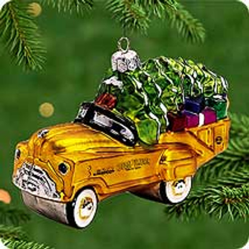 2000 BG - Murray Dump Truck Hallmark Ornament