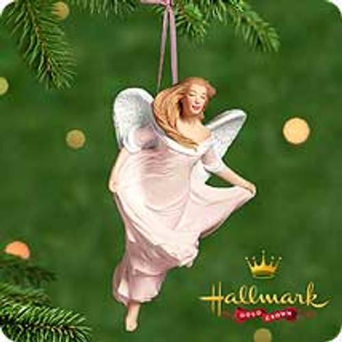 2000 Angel Of Promise Hallmark Ornament