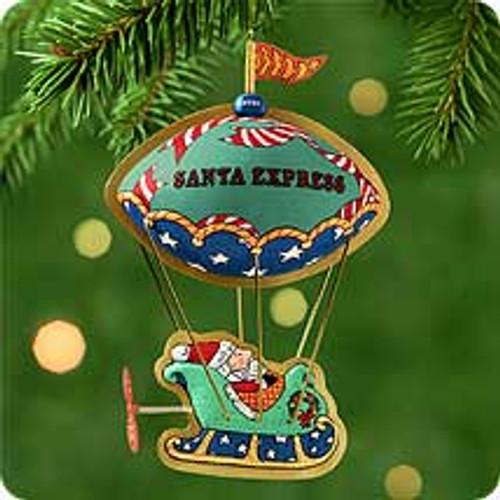 2000 Merry Ballooning Hallmark Ornament
