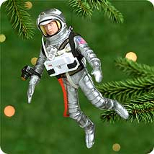 2000 GI Joe - Action Pilot Hallmark Ornament