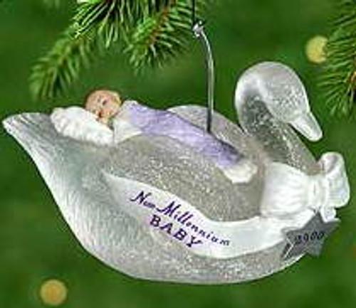 2000 Baby's 1st Christmas - Millenium Hallmark Ornament