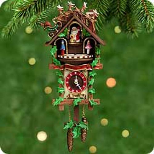 2000 Time For Joy Hallmark Ornament