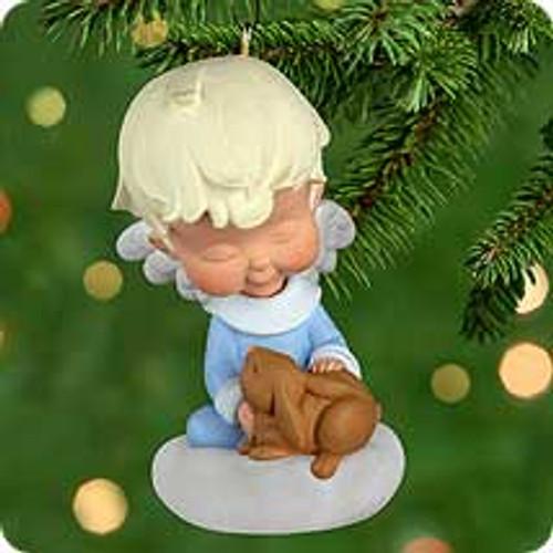 2000 Mary's Angels #13 - Marguerite Hallmark Ornament