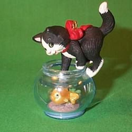 1999 Mischievous Kittens #1