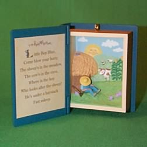 1997 Mother Goose #5F - Little Boy Blue