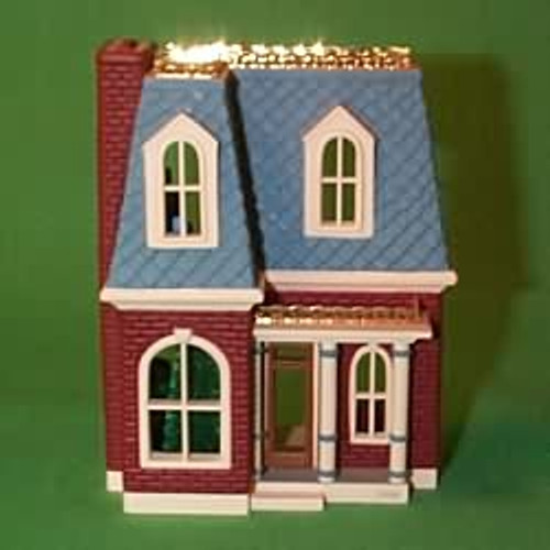 1999 Nostalgic Houses #16 - Holly Lane