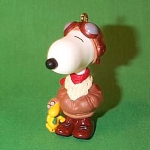 1999 Spotlight On Snoopy #2 - Famous Flying Ace