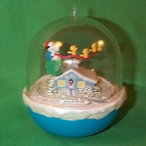 1997 Snoopy - Lighted