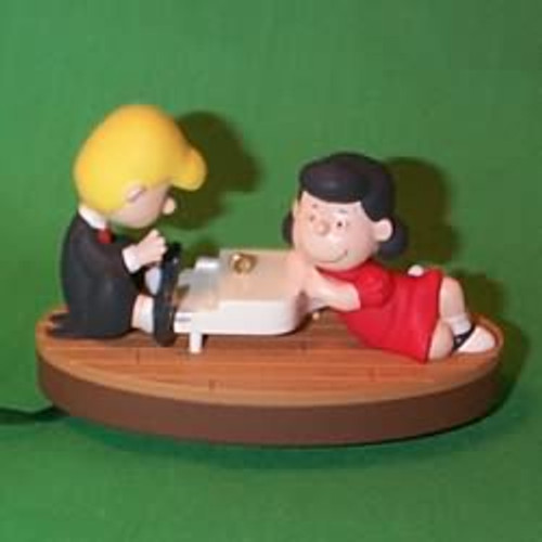 1996 Peanuts - Lighted