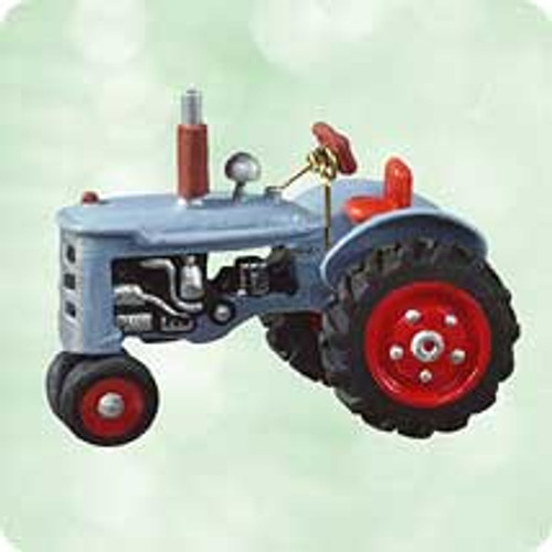 2003 Antique Tractors #7