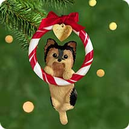 2000 Puppy Love #10 Hallmark Ornament