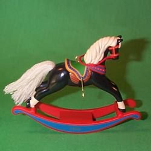 1996 Rocking Horse #16F