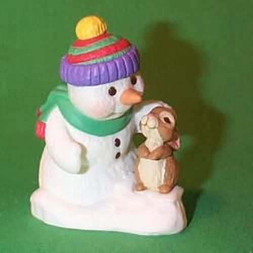 1998 Snow Buddies #1 - Bunny