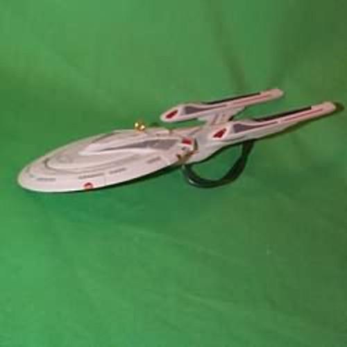 1998 Star Trek #8 1st Contact