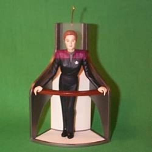 1998 Star Trek -Captain Janeway