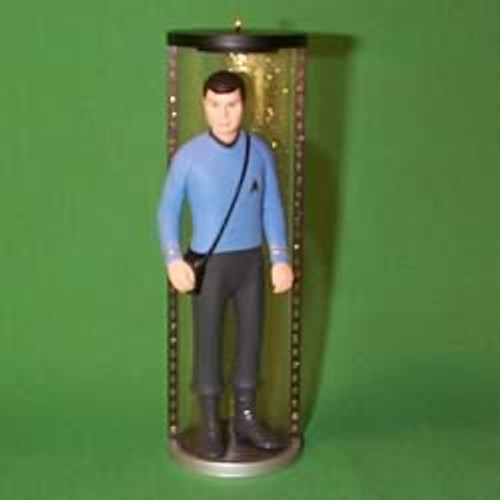 1997 Star Trek - Dr. Mccoy