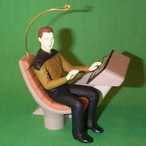 1997 Star Trek - Commander Data