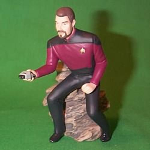 1996 Star Trek - Ryker