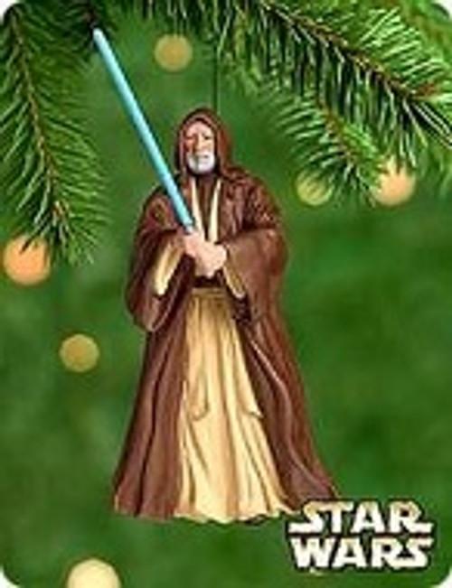 2000 Star Wars #4 - Obi-Wan Hallmark Ornament