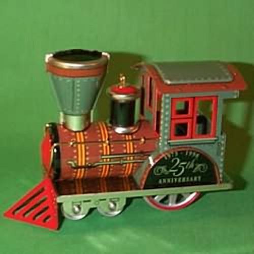 1998 Tin Locomotive-Anniversary