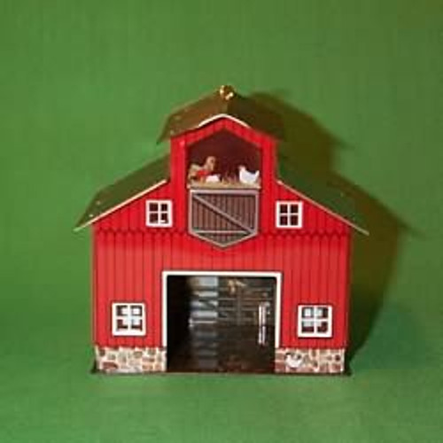 1999 Red Barn