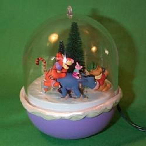 1996 Winnie The Pooh - Lighted