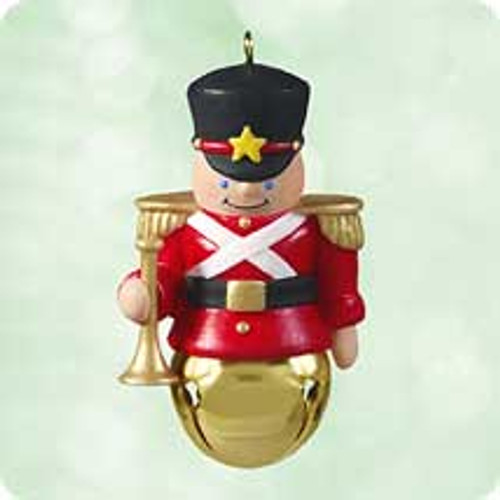 2003 Christmas Bells #9 - Soldier