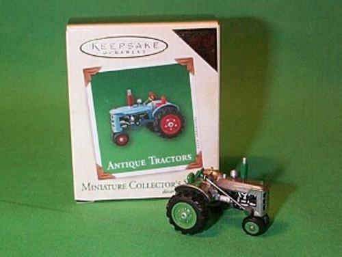2003 Antique Tractors #7 - Colorway