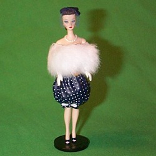 1999 Barbie - Debut #6 - Gay Parisienne