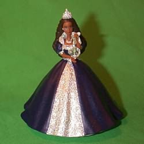 1999 Barbie - Millenium Princess - AF