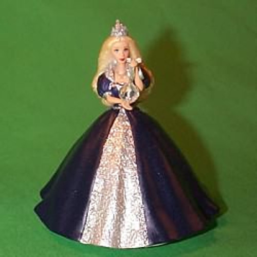1999 Barbie - Millenium Princess