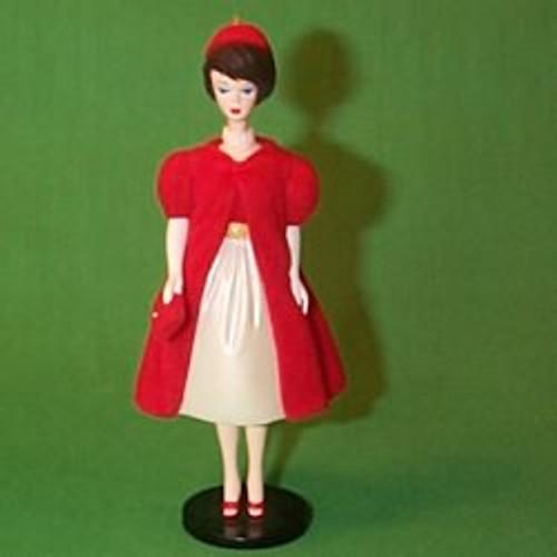 1998 Barbie - Debut #5 - Silken Flame