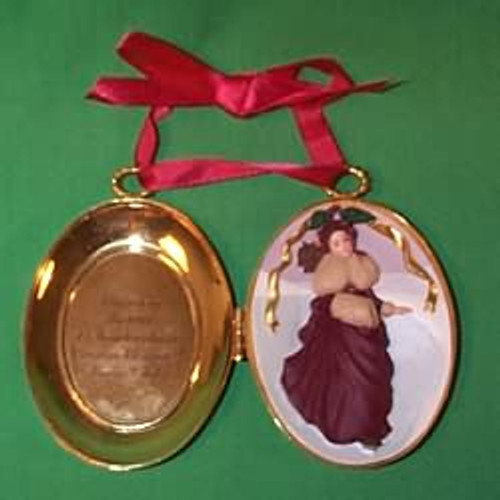 1997 Barbie - Victorian Locket