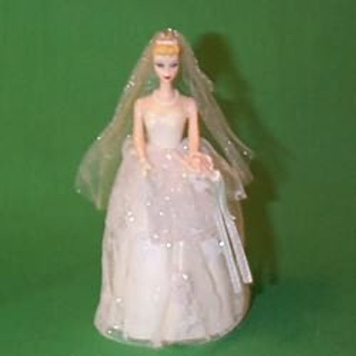 1997 Barbie - Debut #4 - Wedding Day