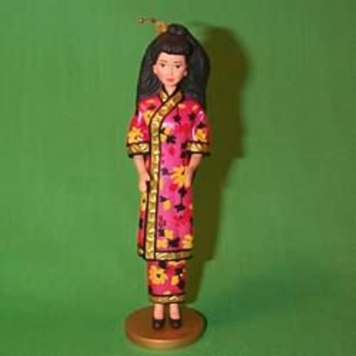 1997 Barbie - Chinese #2
