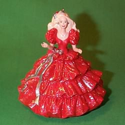 1996 Barbie - Holiday - Club