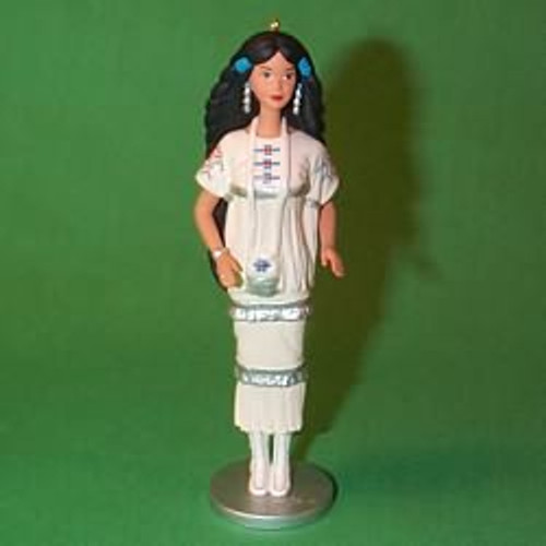 1996 Barbie - Native American #1