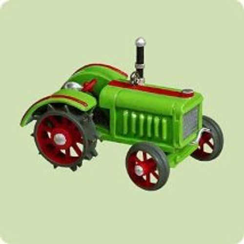 2004 Antique Tractors #8