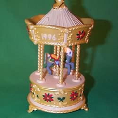 1996 Tobin Fraley Carousel #3 - Lighted