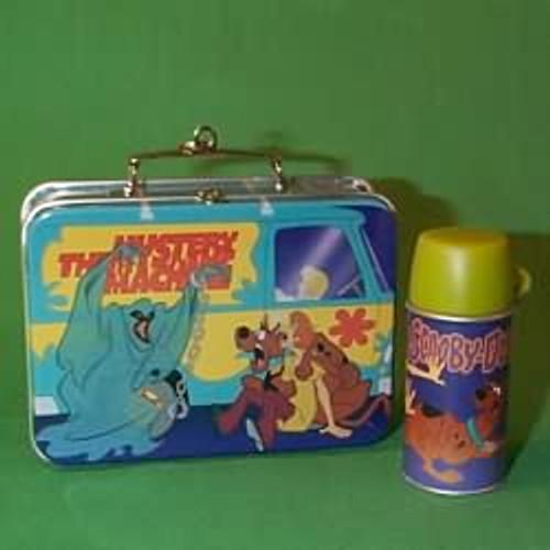 1999 Scooby-Doo Lunchbox