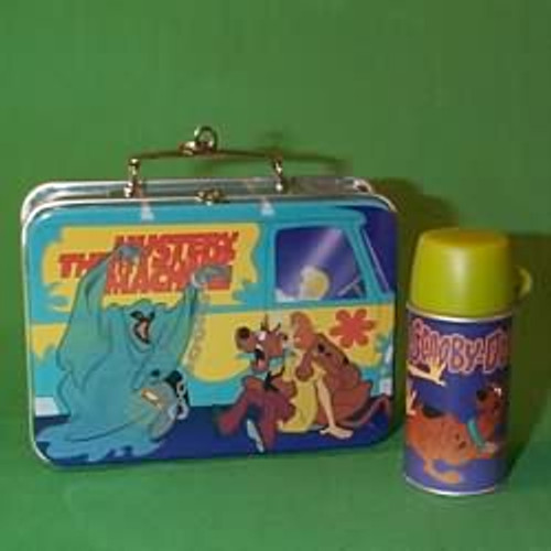 1999 Scooby-Doo Lunchbox