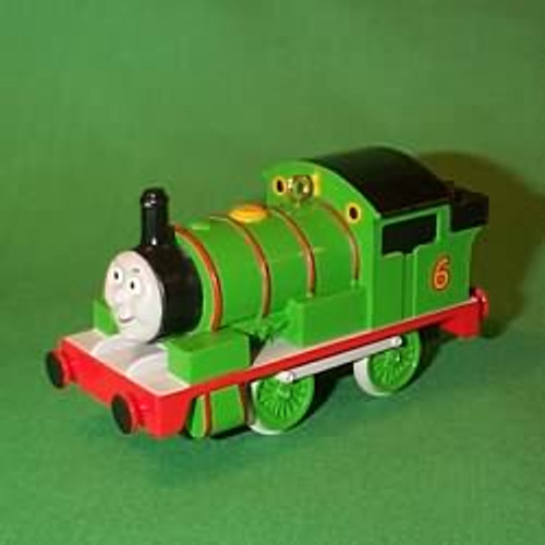1996 Percy-Small Engine