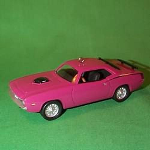 1998 Classic Cars #8 - Cuda