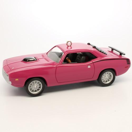 1998 Classic Cars #8 - Cuda (QX6256)