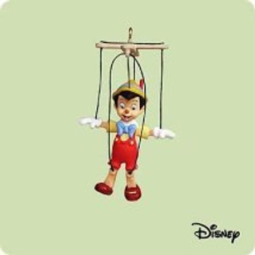 2004 Disney - Pinocchio - Miniature