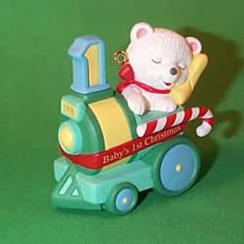 1998 Baby's 1st Christmas - Bear