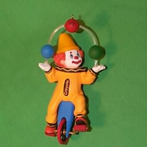 1999 Crayola - Clownin' Around